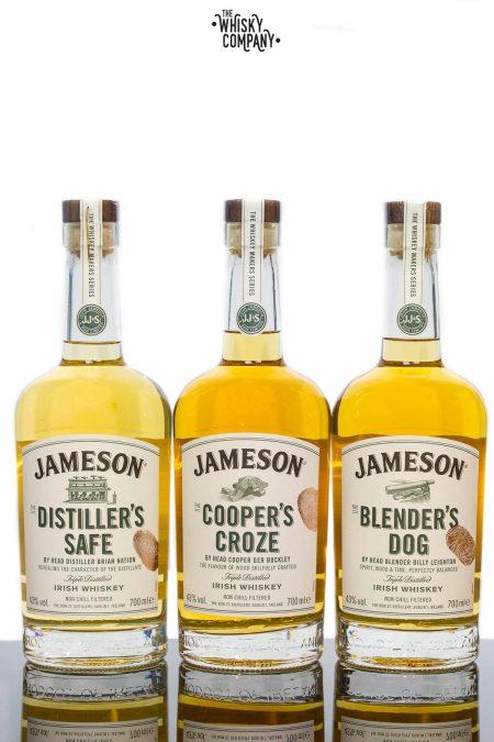 Jameson Triple Pack Triple Distilled Irish Whiskey