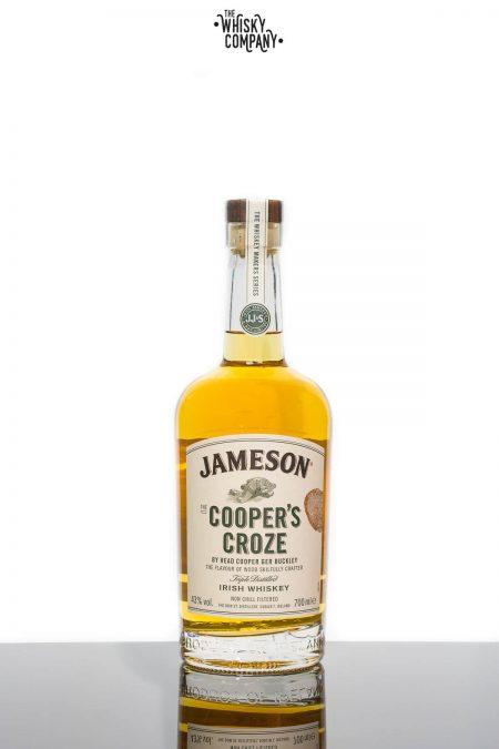 Jameson Cooper's Croze Triple Distilled Irish Whiskey