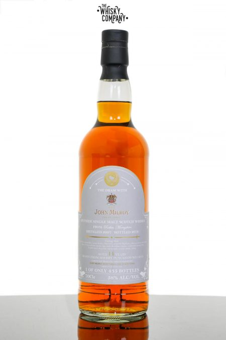 Glenrothes 2007 Aged 11 Years Single Malt Scotch Whisky - John Milroy (700ml)