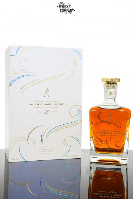 Johnnie Walker Aged 28 Years Bicentenary Blended Scotch Whisky (750ml)