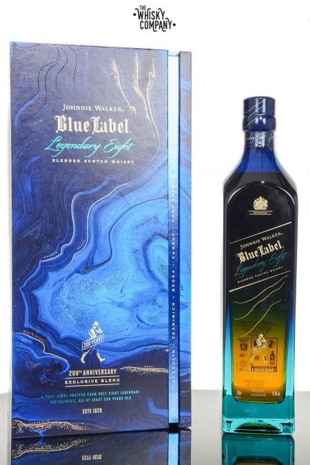 Johnnie Walker Legendary Eight Limited Edition Blended Scotch Whisky (750ml)