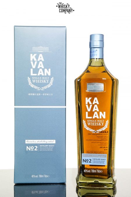 Kavalan Distillery Select No.2 Single Malt Whisky (700ml)