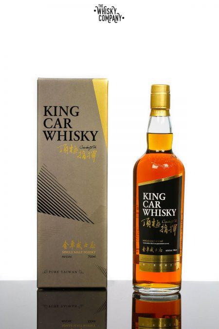 Kavalan King Car Conductor Taiwanese Single Malt Whisky (700ml)
