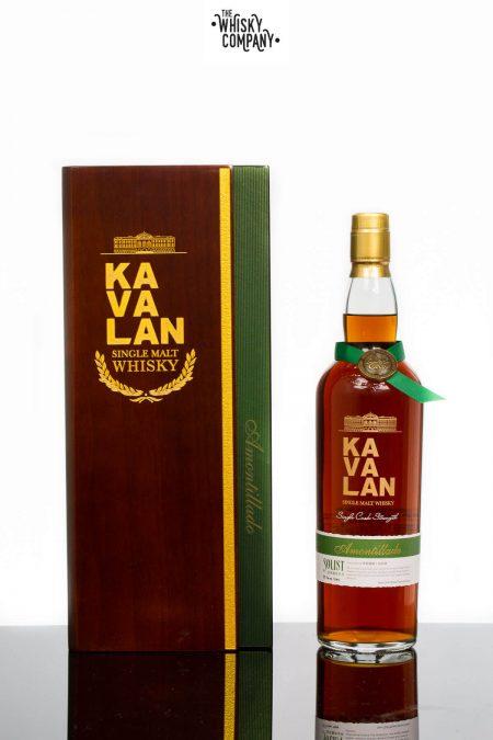 Kavalan Solist Amontillado Taiwanese Single Malt Whisky (750ml)