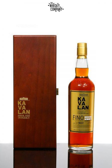 Kavalan Solist Fino Sherry Cask Matured Single Malt Whisky (700ml)