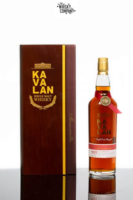 Kavalan Solist Manzanilla Taiwanese Single Malt Whisky (750ml)