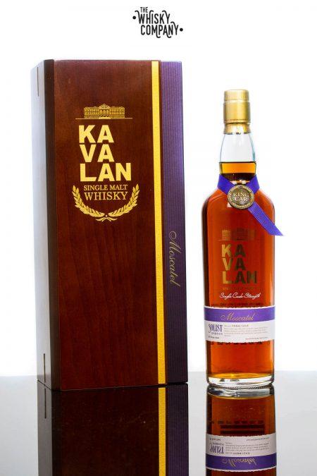 Kavalan Solist Moscatel Taiwanese Single Malt Whisky (750ml)