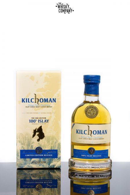 Kilchoman 100% Islay 2nd Edition Islay Single Malt Scotch Whisky