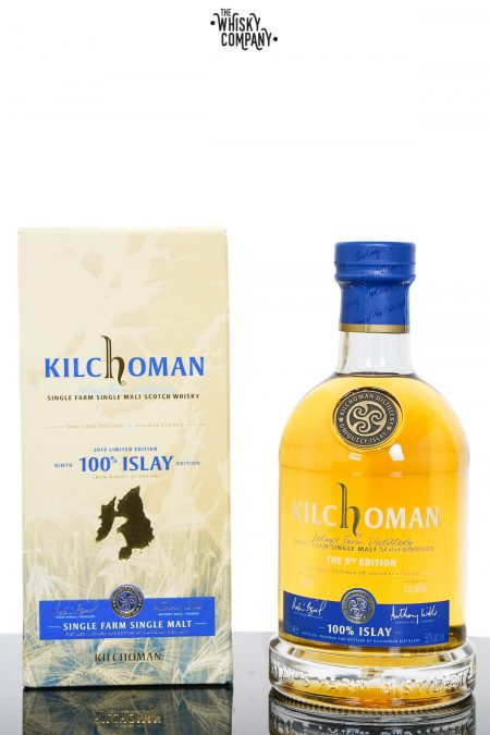 Kilchoman 100% Islay 9th Edition 2009 Islay Single Malt Scotch Whisky (700ml)