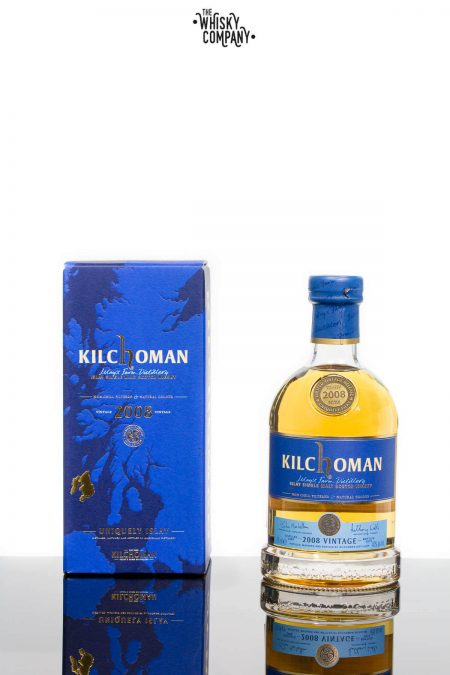 Kilchoman 2008 Vintage Islay Single Malt Scotch Whisky (700ml)