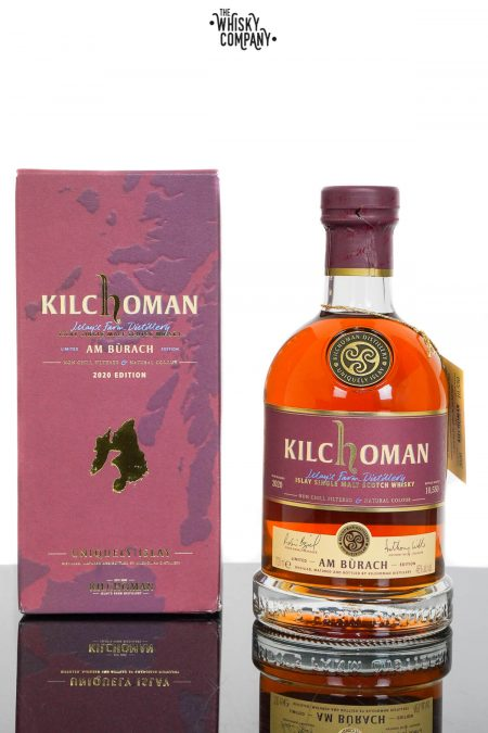 Kilchoman Am Bùrach Islay Single Malt Scotch Whisky (700ml)