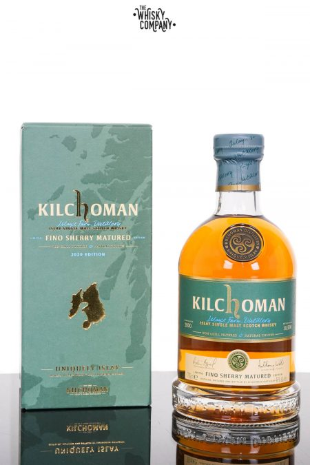 Kilchoman Fino Cask Matured Islay Single Malt Scotch Whisky (700ml)