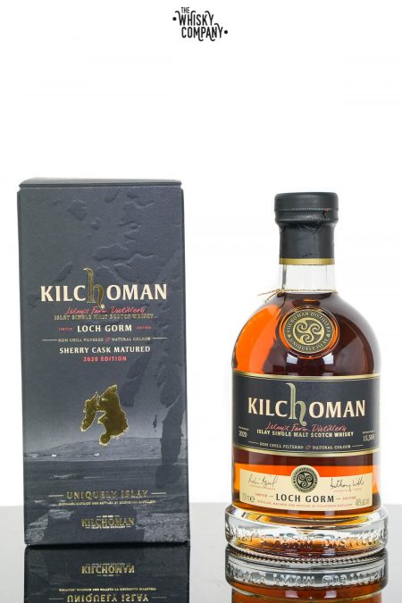 Kilchoman 2020 Loch Gorm Islay Single Malt Scotch Whisky (700ml)