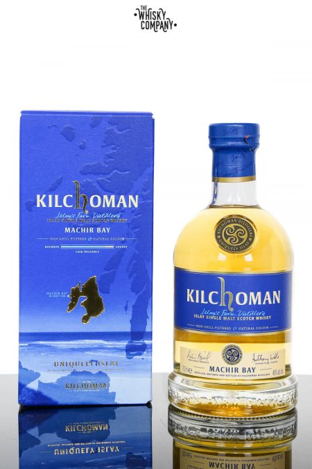 Kilchoman Machir Bay Islay Single Malt Scotch Whisky (700ml)