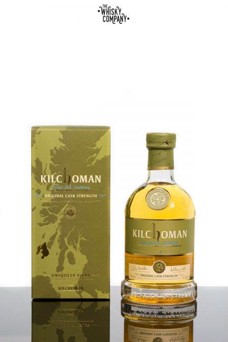 Kilchoman Original Cask Strength Islay Single Malt Scotch Whisky
