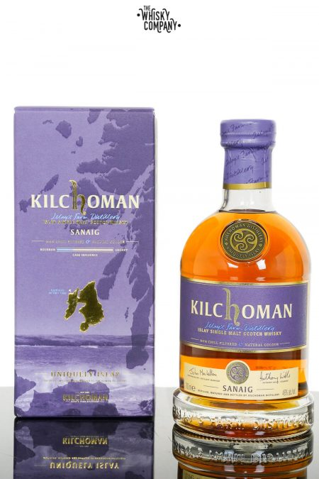 Kilchoman Sanaig Islay Single Malt Scotch Whisky (700ml)