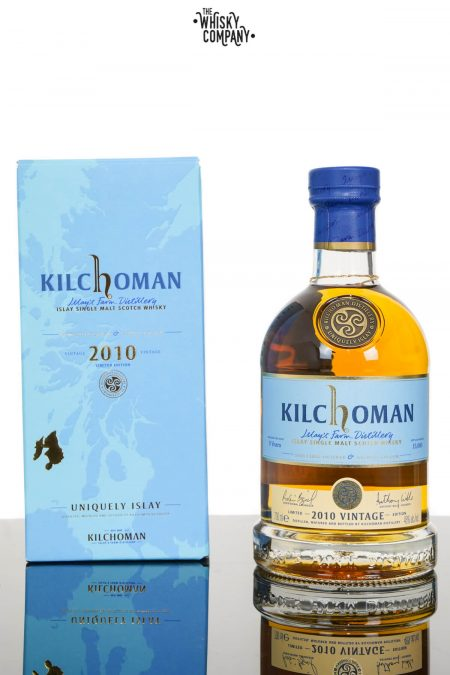 Kilchoman 2010 Vintage Islay Single Malt Scotch Whisky (700ml)