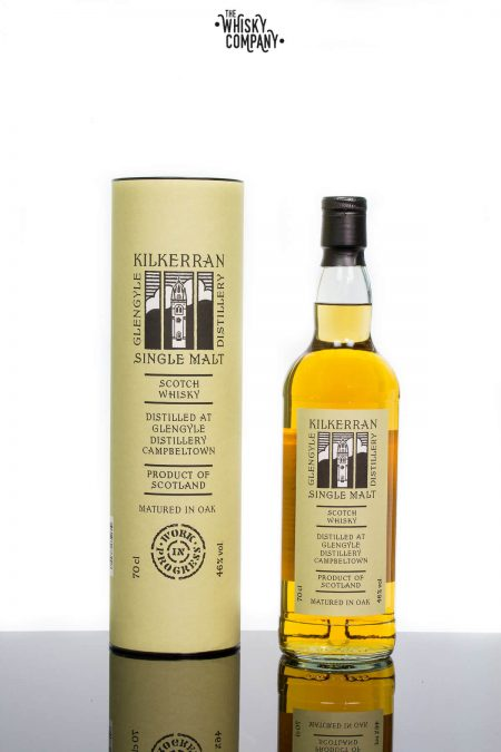 Kilkerran Work In Progress 3 Campbeltown Single Malt Scotch Whisky