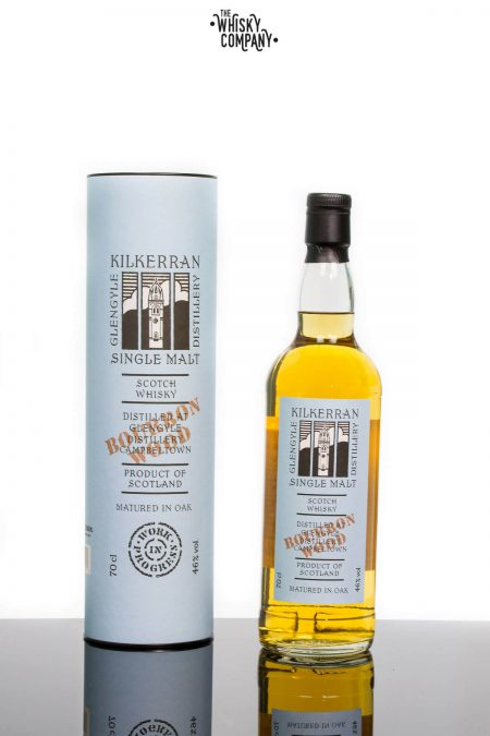Kilkerran Work In Progress 5 Bourbon Wood Campbeltown Single Malt Scotch Whisky