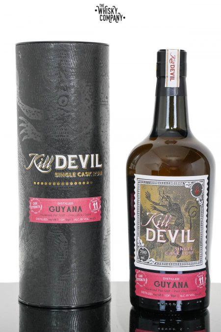 Kill Devil 11 Years Old Guyana Diamond Rum - Hunter Laing (700ml)