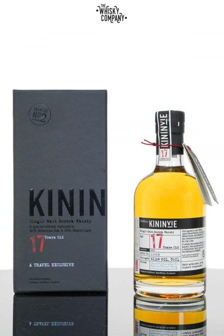 Kininvie 17 Years Old Single Malt Scotch Whisky - Batch 2 (350ml)