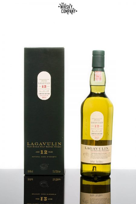 Lagavulin 2014 Aged 12 Years Islay Single Malt Scotch Whisky