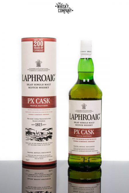 Laphroaig PX Cask Triple Matured Islay Single Malt Scotch Whisky