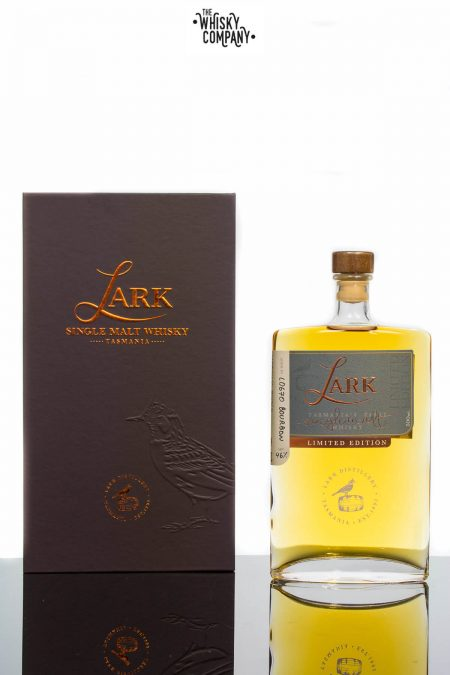 Lark Single Cask LD670 Heavily Peated Tasmanian Single Malt Whisky (500ml)