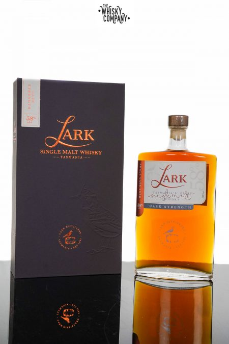 Lark Cask Strength Tasmanian Single Malt Whisky (500ml)