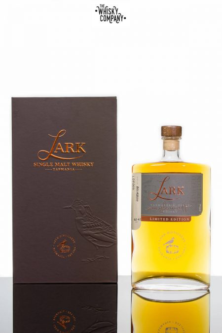Lark Single Cask LDF002 Cask Strength Tasmanian Single Malt Whisky (500ml)