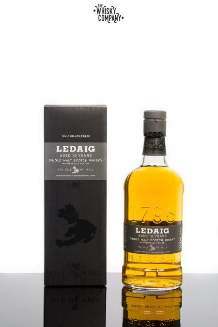 Ledaig Aged 10 Years Island Single Malt Scotch Whisky
