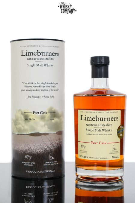 Limeburners Port Cask Australian Single Malt Whisky (700ml)