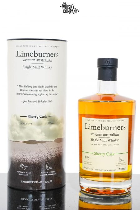 Limeburners Sherry Cask Australian Single Malt Whisky (700ml)