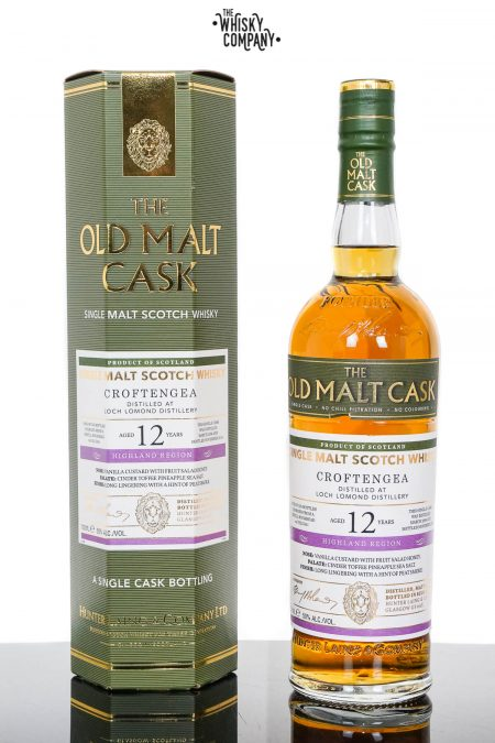 Loch Lomond 2006 Croftengea 12 Years Old Highland Single Malt Scotch Whisky - The Old Malt Cask (700ml)