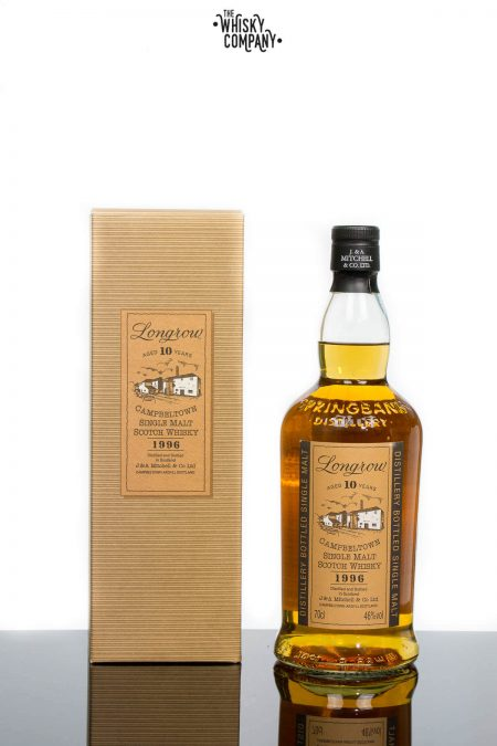 Longrow Aged 10 Years 1996 Campbeltown Single Malt Scotch Whisky