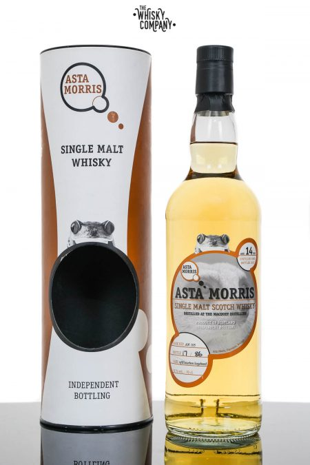 Macduff 2002 Aged 14 Years Single Malt Scotch Whisky - Asta Morris (700ml)