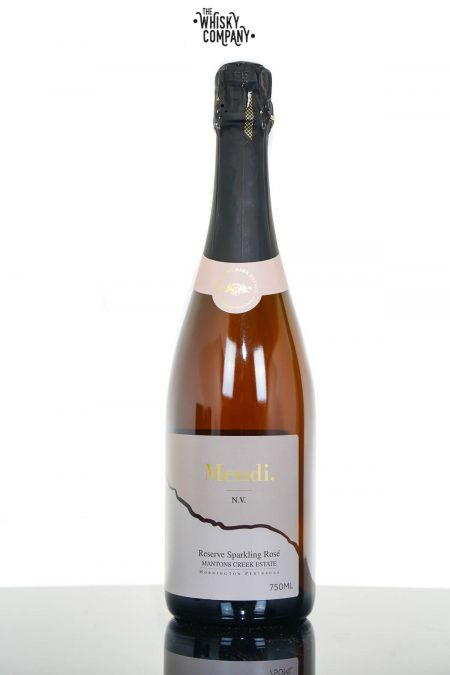 Mantons Creek Estate Mendi Mornington Peninsula Reserve Sparkling Rosé (750ml)