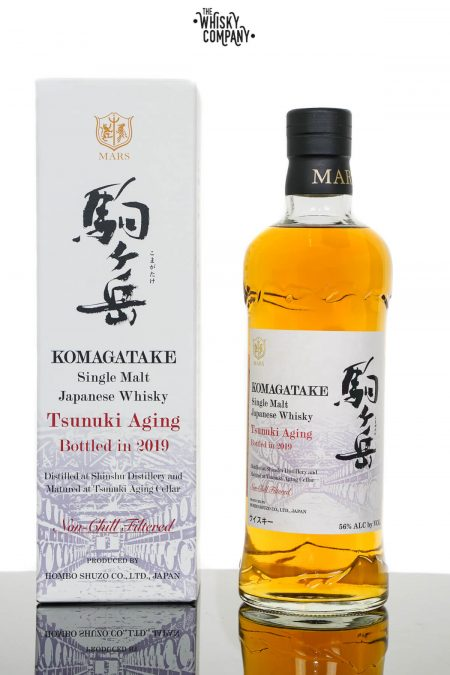 Mars Komagatake 2019 Tsunuki Aging Japanese Single Malt Whisky (700ml)