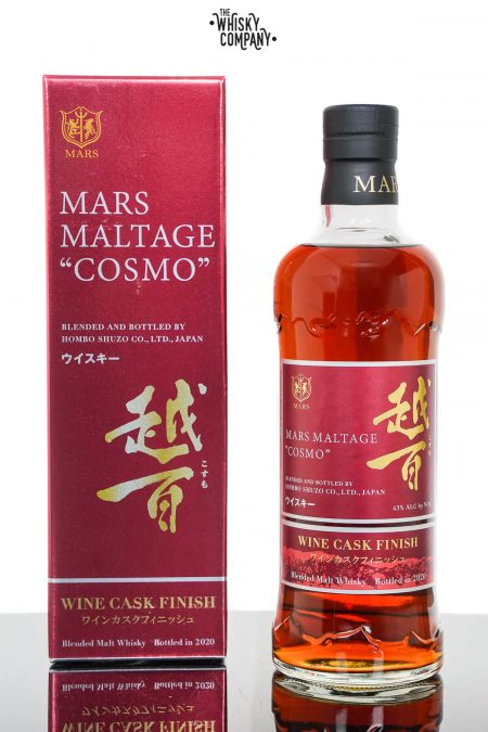 "Mars Maltage ""Cosmo"" Wine Cask Finish Japanese Blended Whisky (700ml)"