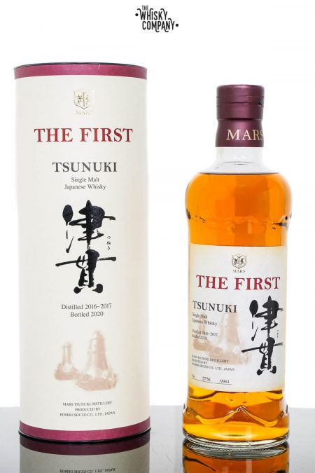 Mars Tsunuki The First Cask Strength Japanese Single Malt Whisky (700ml)