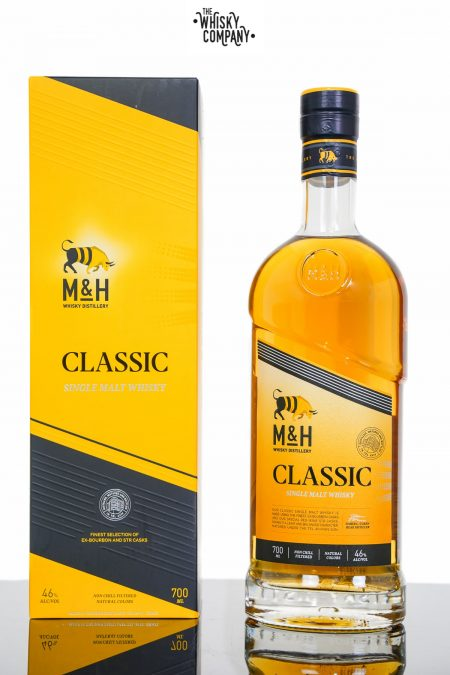 The Milk & Honey Distillery Classic Single Malt Israeli Whisky (700ml)