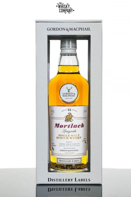 Mortlach 15 Years Old Speyside Single Malt Scotch Whisky - Gordon & MacPhail (700ml)