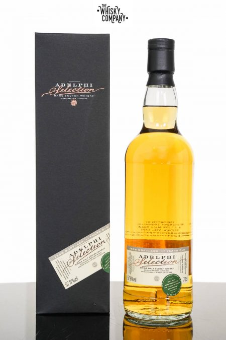 Mortlach 2003 Aged 17 Years Speyside Single Malt Scotch Whisky - Adelphi (700ml)