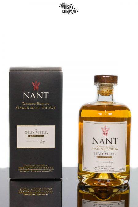 Nant The Old Mill Reserve Tasmanian Highland Single Malt Whisky (500ml)