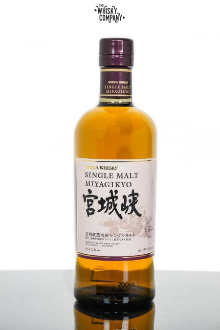 Nikka Miyagikyo Japanese Single Malt Whisky (700ml)