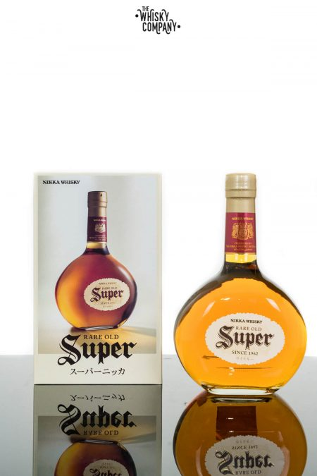 Nikka Super Rare Old Japanese Blended Whisky (700ml)