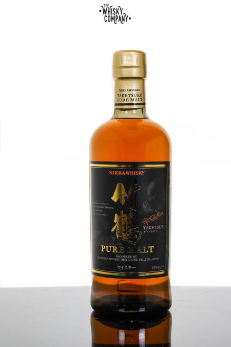 Nikka Taketsuru Pure Malt Japanese Blended Whisky (700ml)