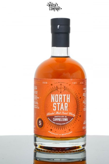 Campbeltown Aged 5 Years Blended Scotch Malt Whisky - North Star (700ml)