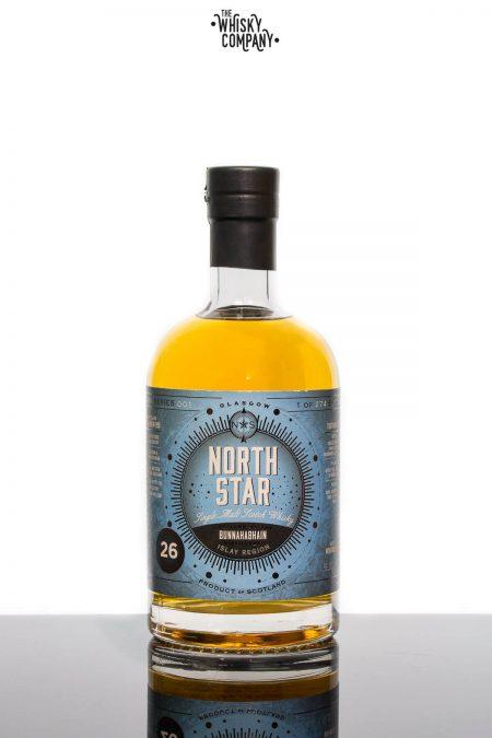 North Star 1990 Bunnahabhain 26 Year Old Single Malt Scotch Whisky