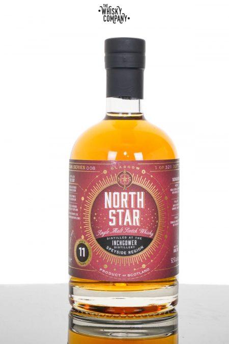 Inchgower 2007 Aged 11 Years Speyside Single Malt Scotch Whisky - North Star (700ml)